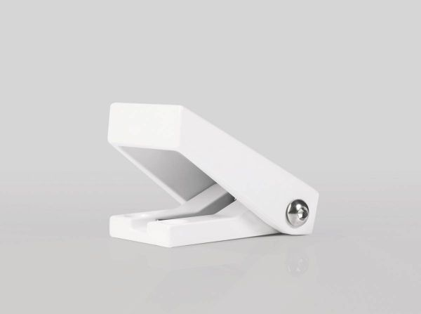Fenster-Schnapper, weiß, Zusatzsicherung für Fenster, 1 Stück