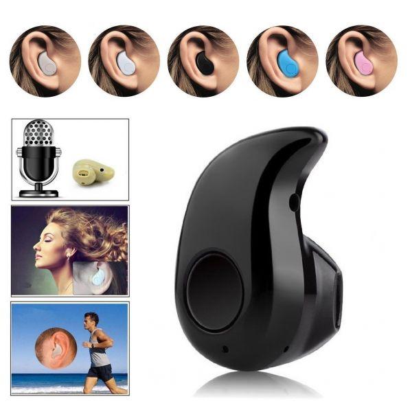 AS Mini Stereo Bluetooth Kopfhörer S530 Headset mit Mikrofon für iPhone Xiaomi Samsung HTC LG Huawei