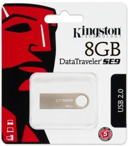 Kingston DataTraveler SE9 8GB USB 2.0 Speicher Stick