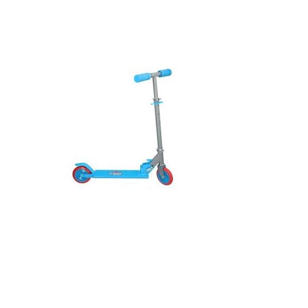 Kinder City Roller klappbar, bremse hinten