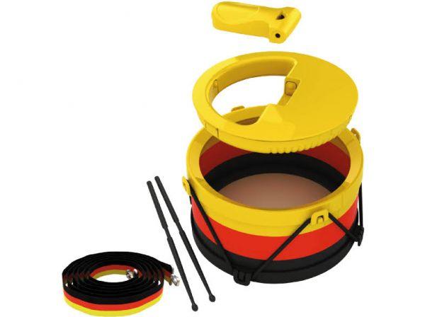 BRANDIVISION ComBinho Instrument, schwarz, rot, gelb (Deutschland)