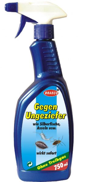 Braeco Gegen Ungeziefer 750 ml