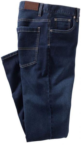 Joggpants aus Stretchdenim, Farbe bluestone, Größe 29