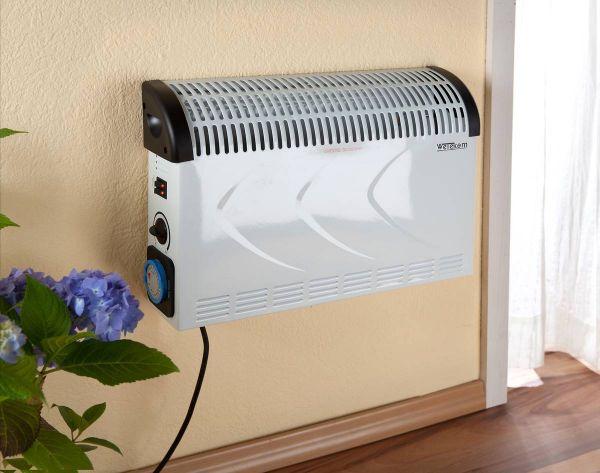 weterkom 2000w konvektor heizger t mit turbol fter timer. Black Bedroom Furniture Sets. Home Design Ideas