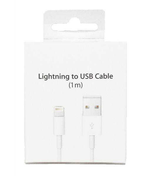 1 m USB Lightning Kabel