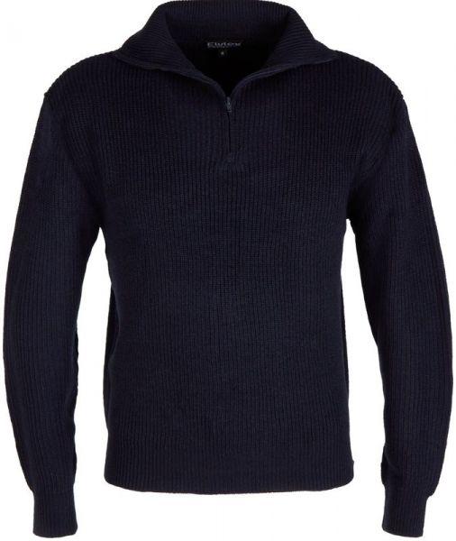 Troyer-Pullover Seemannspullover (Troyer), marine-blau Gr. M
