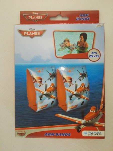 Schwimmflügel PLANES Schwimmhilfe Schwimmärmel Kinder Baby Badespaß Badespass