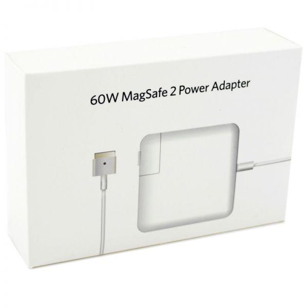"""Ladegerät Power Adapter für Macbook 2.Generation - 60 Watt (Netzteil für das 13"""" MacBook Pro)"""