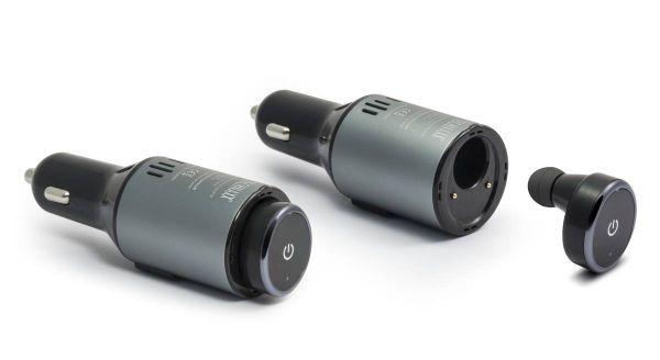 Technaxx Bluetooth In - Ear Headset und USB Ladegerät BT-X25 Refurbished