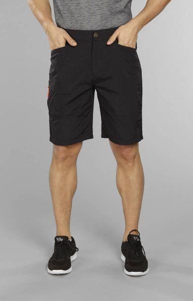 Trekkingshorts, Farbe schwarz XL
