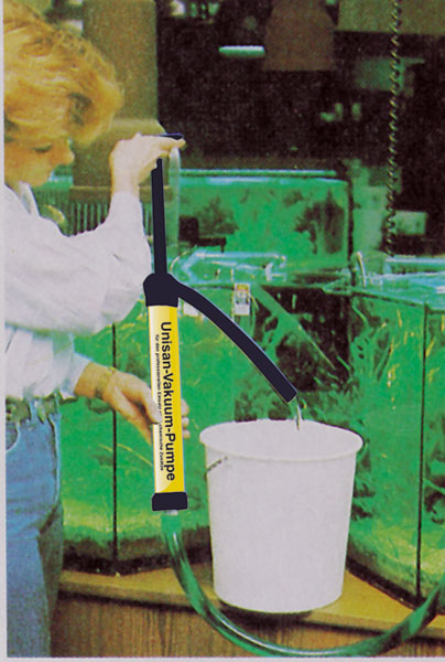 Vakuum Pumpe Ohne Chemie Ohne Schmutz Ohne Strom Refurbished