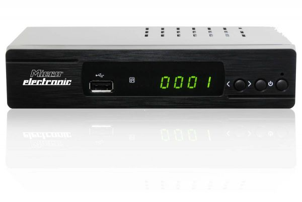Digitaler Full HD Satelliten Receiver Micro m310plus 884343
