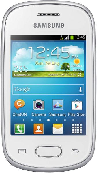 Samsung Galaxy Star S5280 Smartphone - weiß